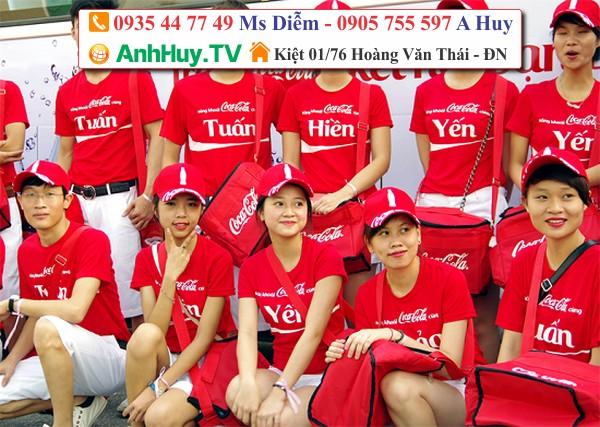 Đồng phục áo thun Đà Nẵng 0935447749 Xuân Diễm