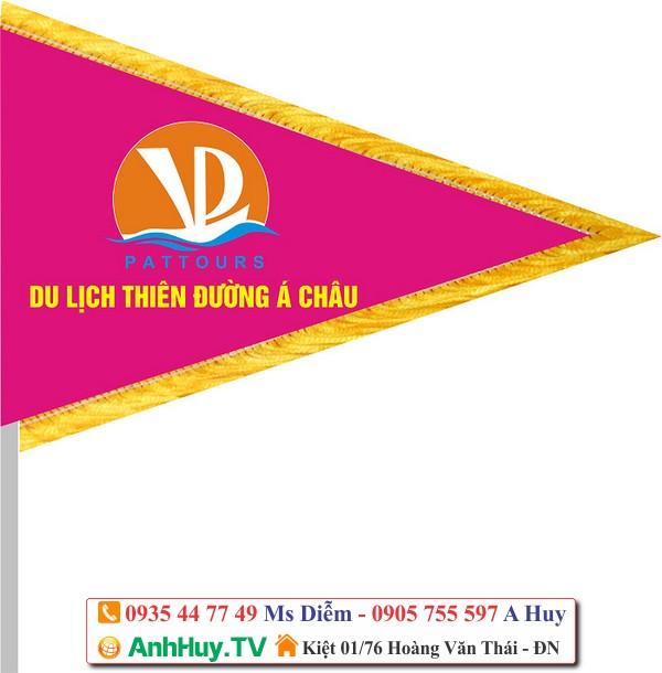 in cờ dẫn đoàn du lịch LH 0935447749 Xuân Diễm