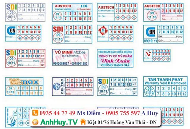 In Phiểu Bảo Hành Tại Đà Nẵng Anh Huy TV 0935447749 Xuân Diễm