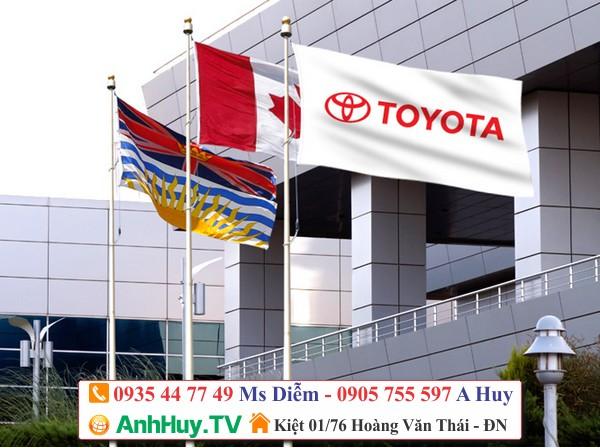 làm cờ công ty tại đà nẵng tel : 0935447749 Xuân Diễm Anh Huy TV
