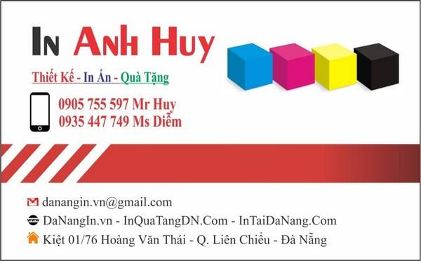 IN DECAL ĐÀ NẴNG LẤY GẤP 0935447749 XUÂN DIỄM | ANH HUY TV