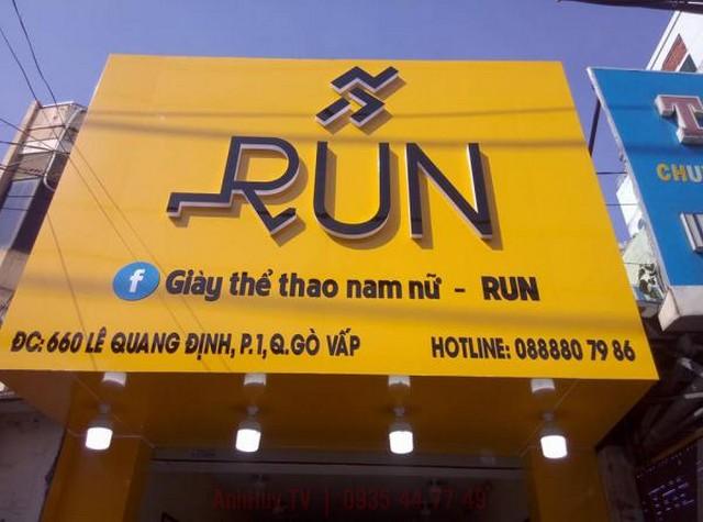 Biển Quảng Cáo Aluminium Tại Đà Nẵng Giá Rẻ 0935447749 Xuân Diễm