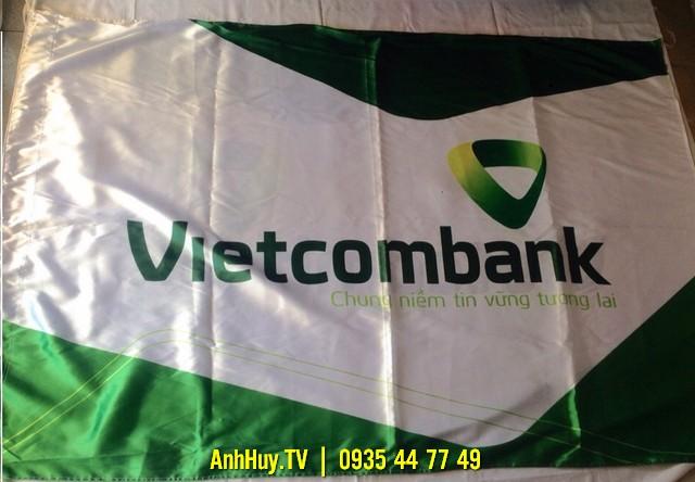 Cờ Ngân Hàng Vietcombank 0935447749 Xuân Diễm