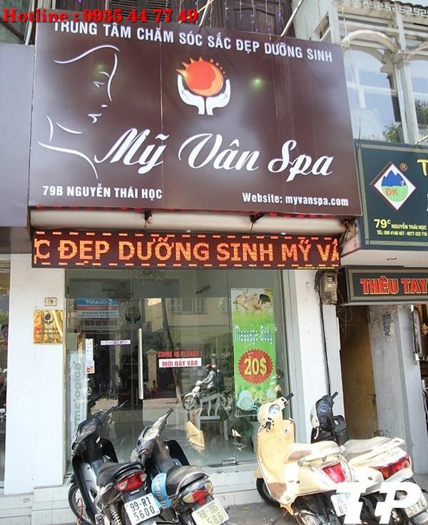 Bảng Hiệu Quảng Cáo Tại Đà Nẵng Đẹp Alu Led Mica Liên Hệ : 0905755597 Anh Huy TV