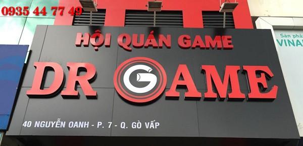 Công ty làm bảng hiệu quảng cáo ở Đà Nẵng 0905755597 ANH HUY TV