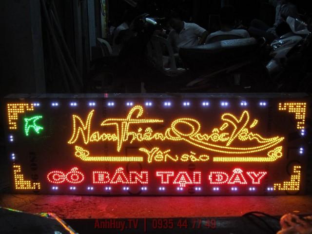 Làm Bảng Led Chữ Chạy Tại Đà Nẵng 0905755597 Anh Huy TV