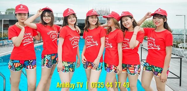 Làm đồng phục Đà Nẵng giá rẻ Liên hệ: 0935447749 Xuân Diễm, Anh Huy TV