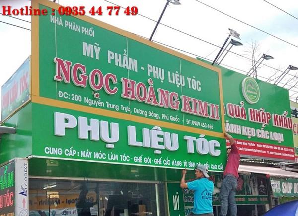 Mặt dựng bảng hiệu quảng cáo tại Đà Nẵng 0935447749 Xuân Diễm