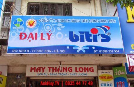 Thi Công Quảng Cáo Bảng Hiệu Led Alu Mica Đà Nẵng Báo Giá 0905755597 Anh Huy TV