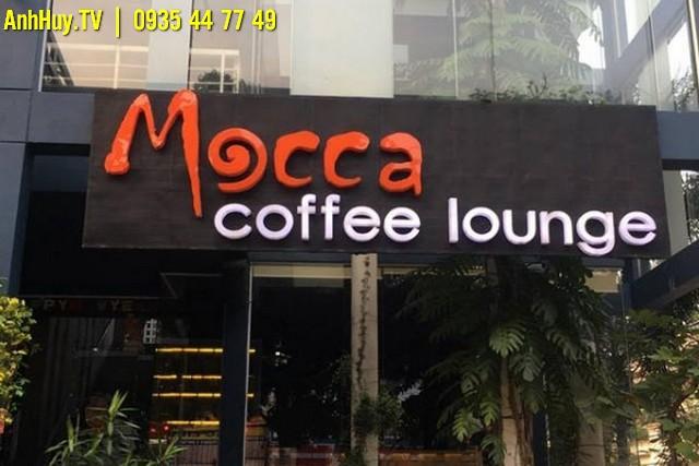 Mẫu bảng hiệu quán cà phê đẹp và sáng tạo nhất 0706755597 anhhuy.tv