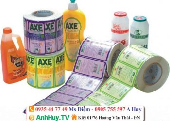 Tổng hợp mẫu tem nhãn bánh cake dán sản phẩm đẹp tại Đà Nẵng giá rẻ