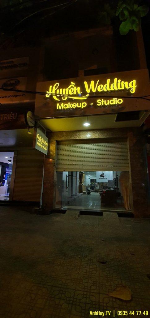 Làm Bảng Hiệu Wedding Studio Tại Đà Nẵng Liên hệ 0705444489 Xuân Diễm