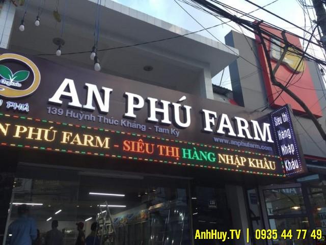 Anh Huy TV Chuyên Thi Công Bảng Hiệu Quảng Cáo Đà Nẵng 0705444489 Xuân Diễm