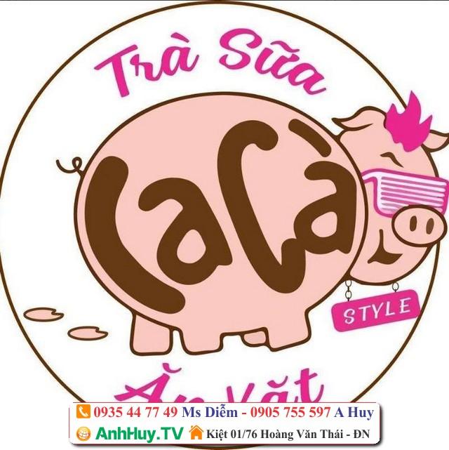 In logo lên ly nhựa trà sữa tại Đà Nẵng giá rẻ lấy nhanh ngay 0935447749
