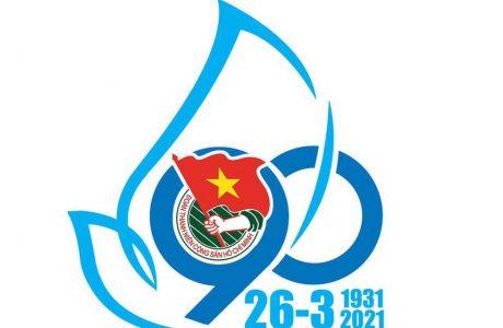 Địa chỉ in logo ép áo 90 năm thành lập Đoàn Thanh Niên Cộng Sản Hồ Chí Minh