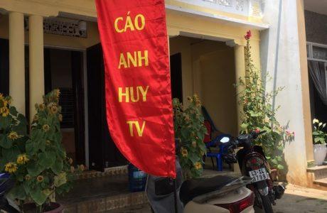 In cờ công ty tại Đà Nẵng lấy nhanh giá rẻ 0935447749