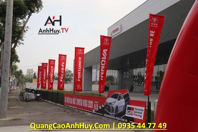 In cờ xe Toyota Vioss Camry Wigo Rush Fortuner Innova tại Đà Nẵng 0935447749