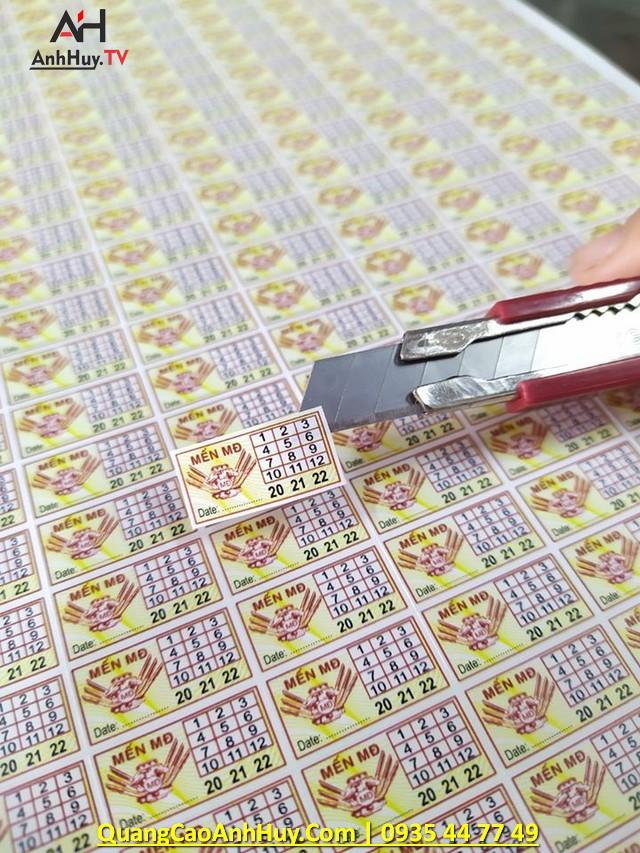 In tem bảo hành dán linh kiện điện thoại máy tính 0905755597